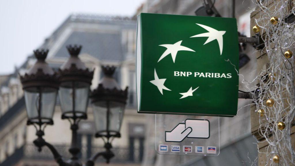 BNP Paribas-banque
