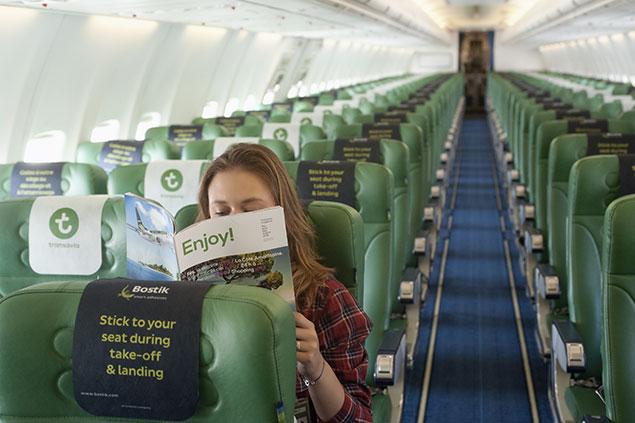 Transavia groupe flying blue info service client for Interieur avion easyjet