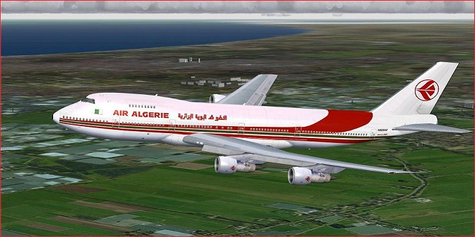 Air alg rie info service client for Air algerie reservation vol interieur