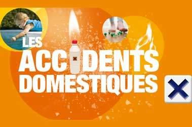 lutter contre les accidents domestiques info service client. Black Bedroom Furniture Sets. Home Design Ideas