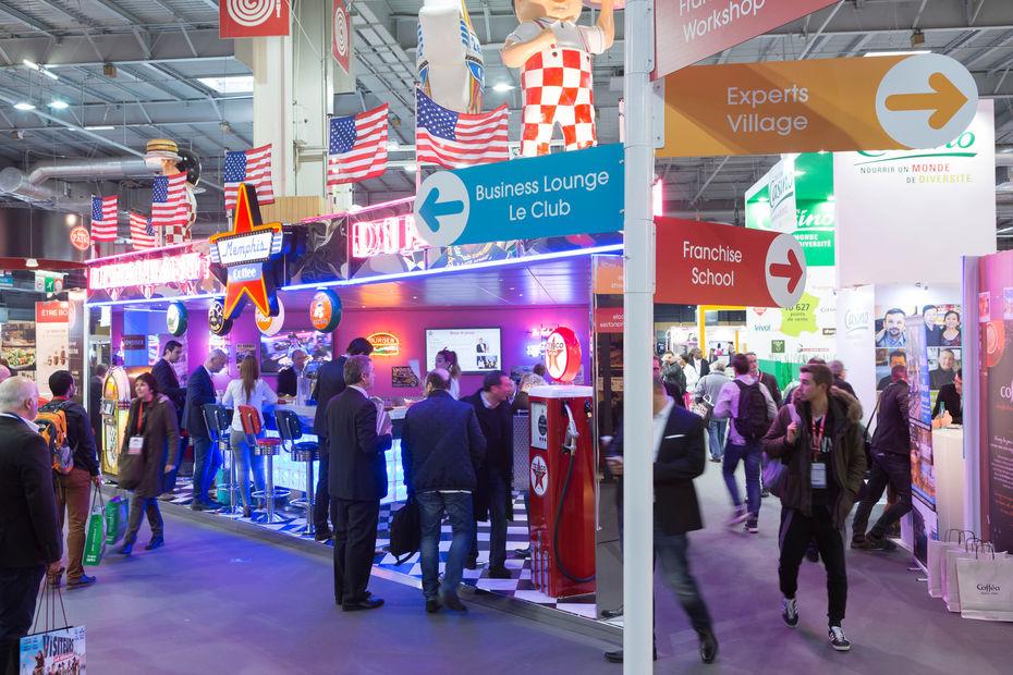 Le salon franchise expo paris au parc des expositions - Salon de la franchise paris ...