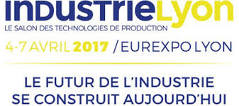Le salon des technologies de production industrie de lyon for Salon de l industrie 2017