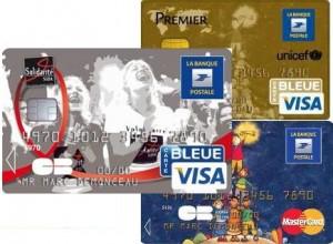 faire opposition a sa carte bancaire auprès du service client la Banque Postale