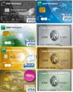demandez votre nouvelle carte bancaire au service client bnp paribas