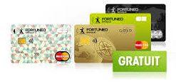 faire opposion a sa carte bancaire en appelant le service client fortuneo