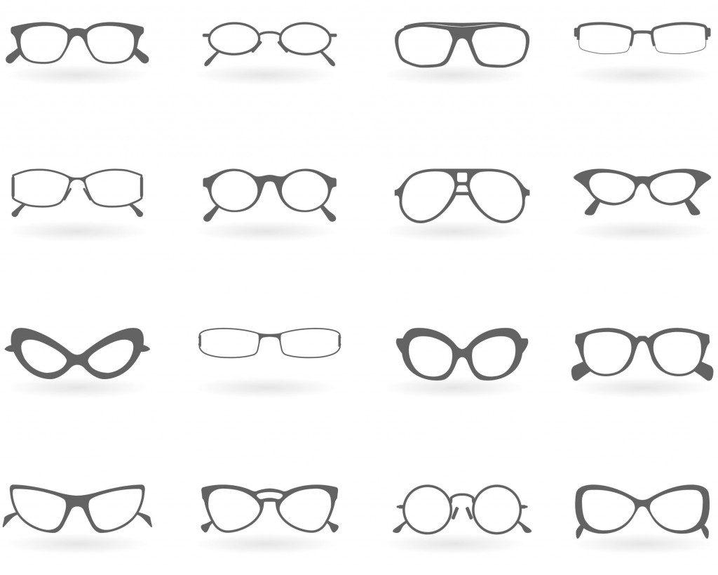 quelles lunettes ou montures choisir pour votre visage info service client. Black Bedroom Furniture Sets. Home Design Ideas