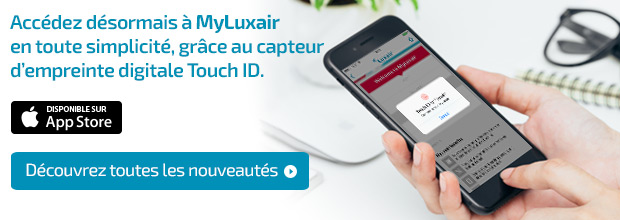 application appstore luxair