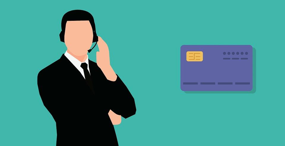 Contacter son service client banque en ligne