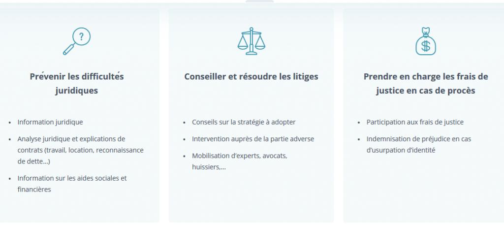 contacter infoservice-client et obtenir le numéro de téléphone du service client juridica