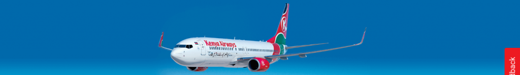 Contacter le service client Kenya Airways grâce à infoservice-client.com pour reserver un vol