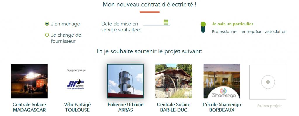 contacter le service client elecocite pour obtenir de l'aide sur un projet